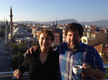Photo of Carla Hellekson, MD, Sleep Researcher in Turkey