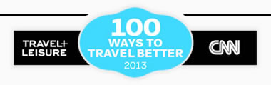 Travel+Leisure / CNN Travel: 100 Ways to Travel Better - Air Travel Tip: Beat Jet Lag with Stop Jet Lag
